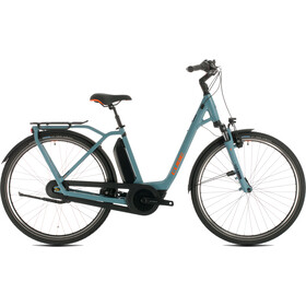 Cube Town Hybrid Pro RT 500 Easy Entry, blue/orange